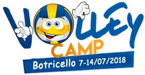 Volley Camp Botricello 2018